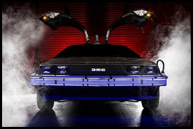 DeLorean DMC Time Machine